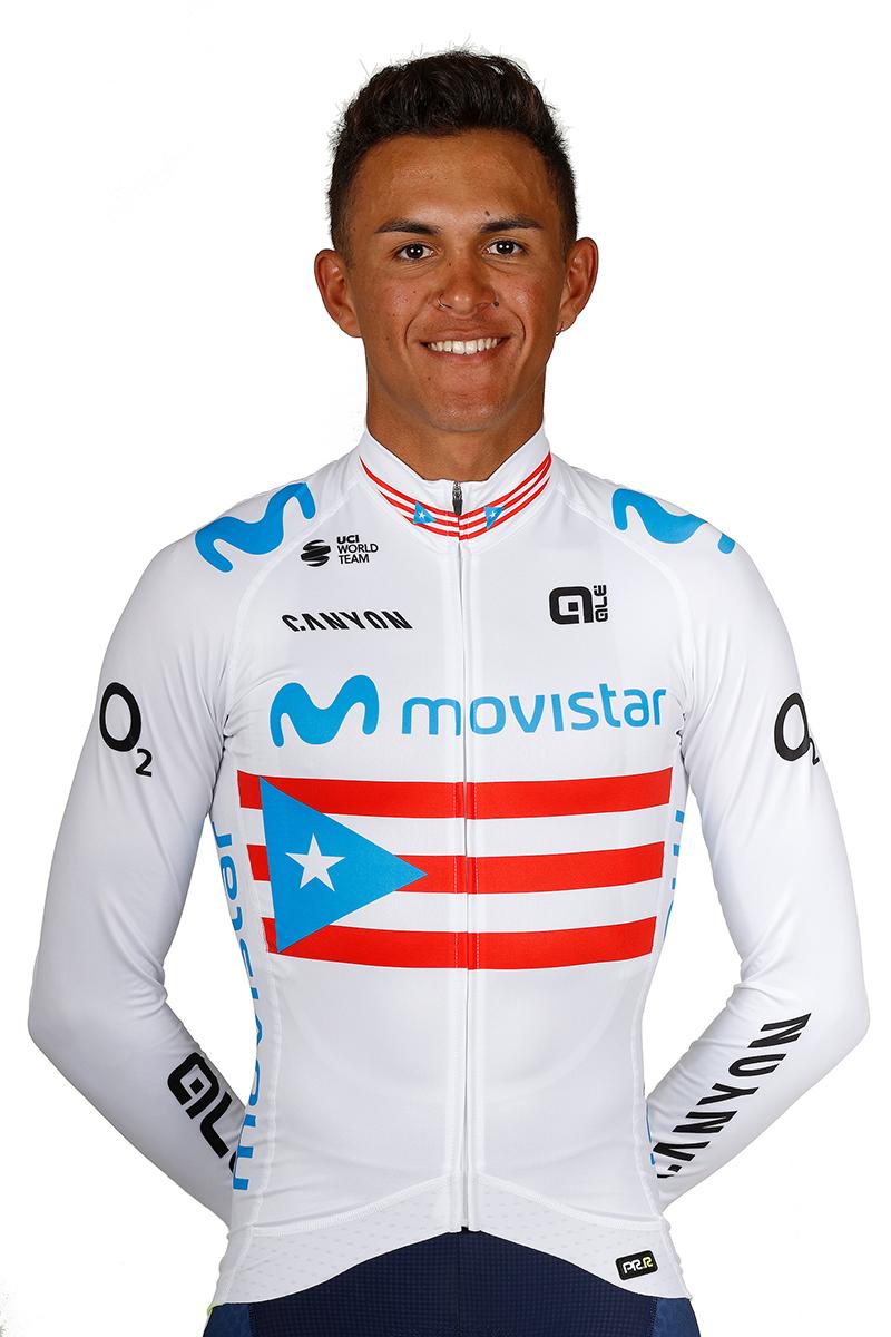 Abner González Movistar Team 2021