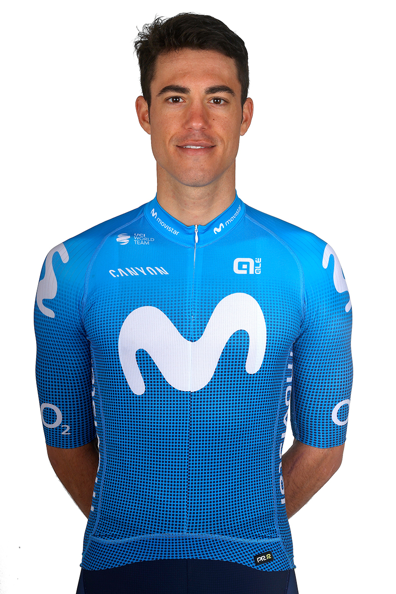Albert Torres Movistar Team 2021