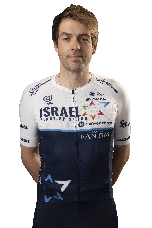 Alex Dowsett Israel 2021