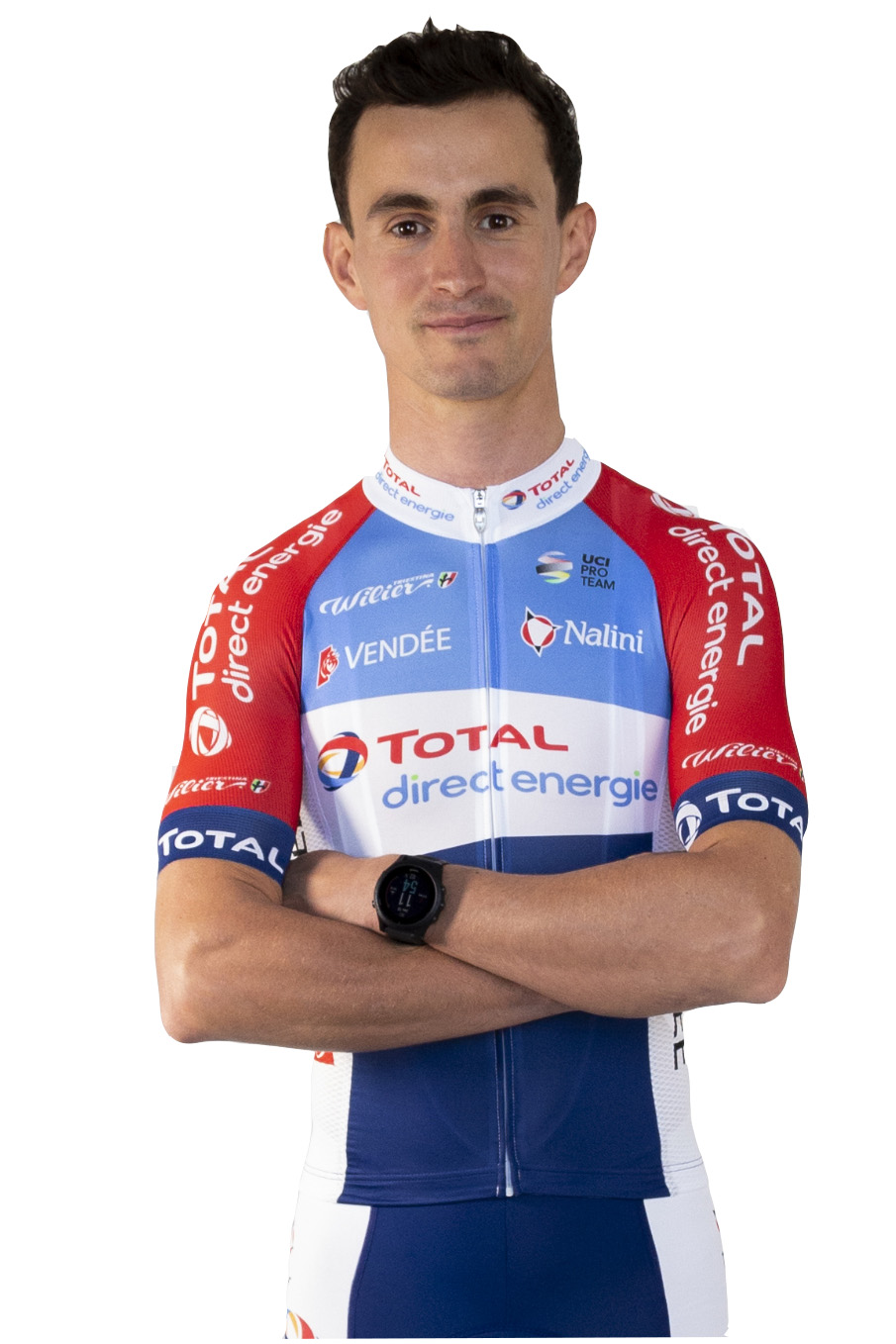 Alexis Vuillermoz Total Direct Energie 2021