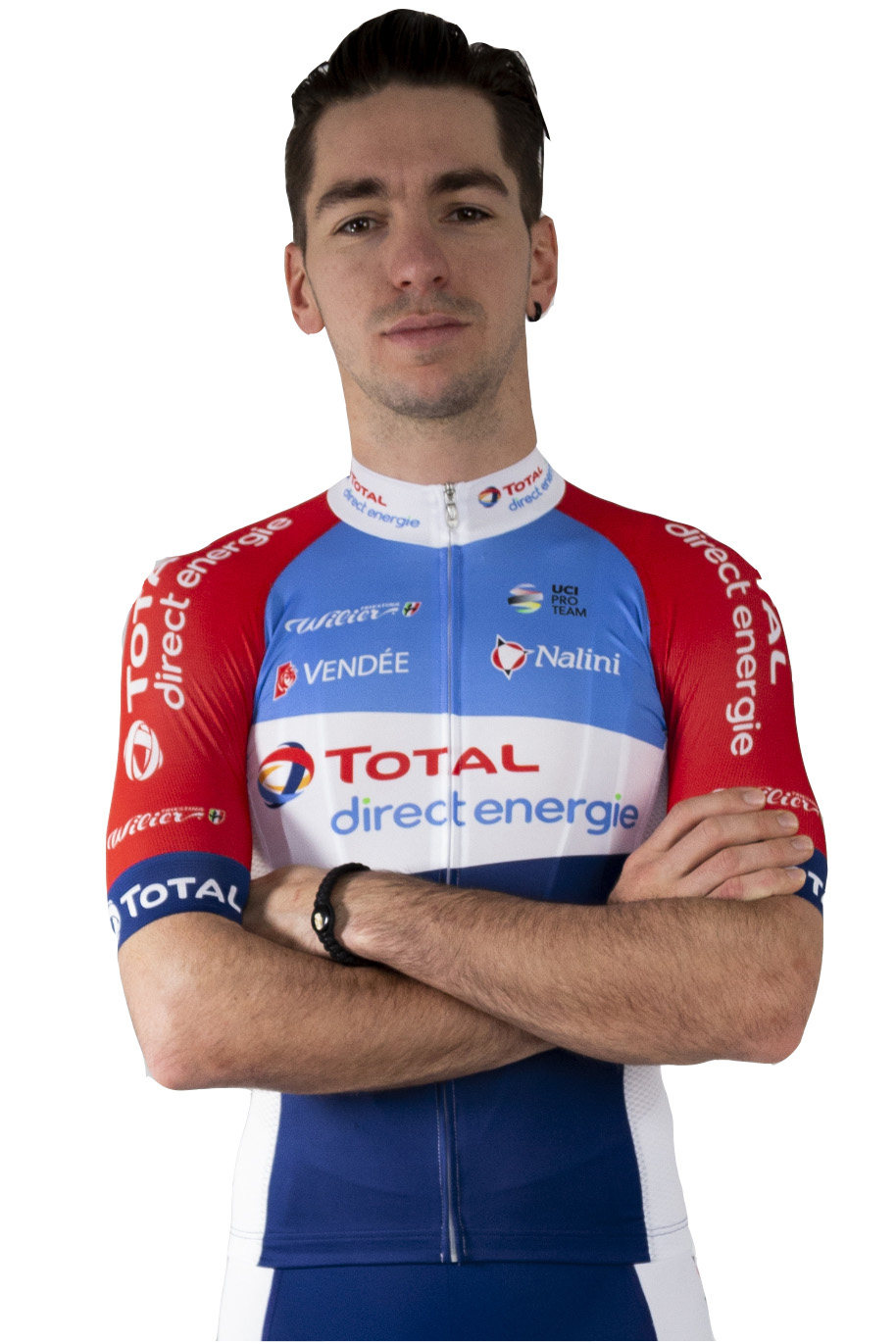 Anthony Turgis Total Direct Energie 2021
