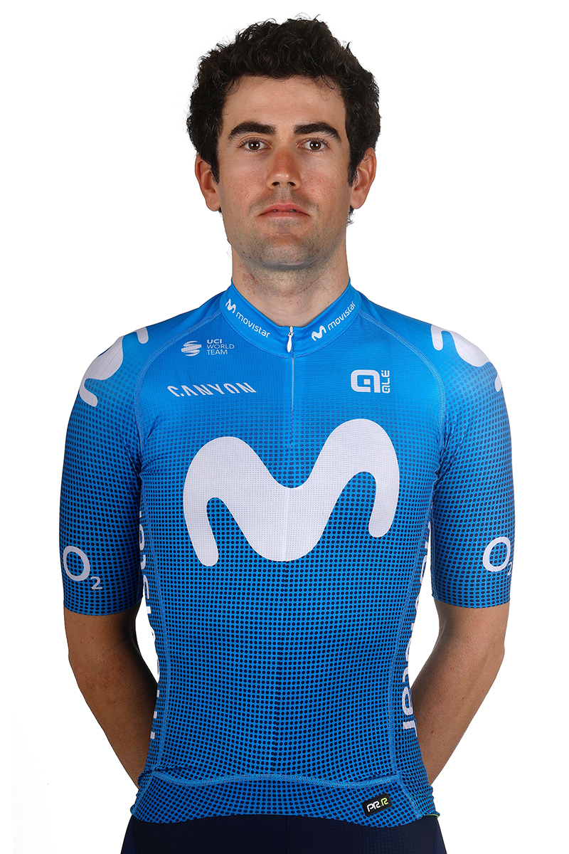 Antonio Pedrero Movistar Team 2021