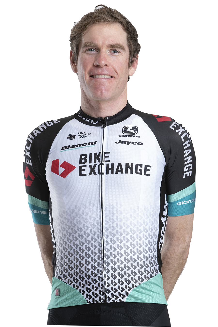 Brent Bookwalter Bike Exchange 2021