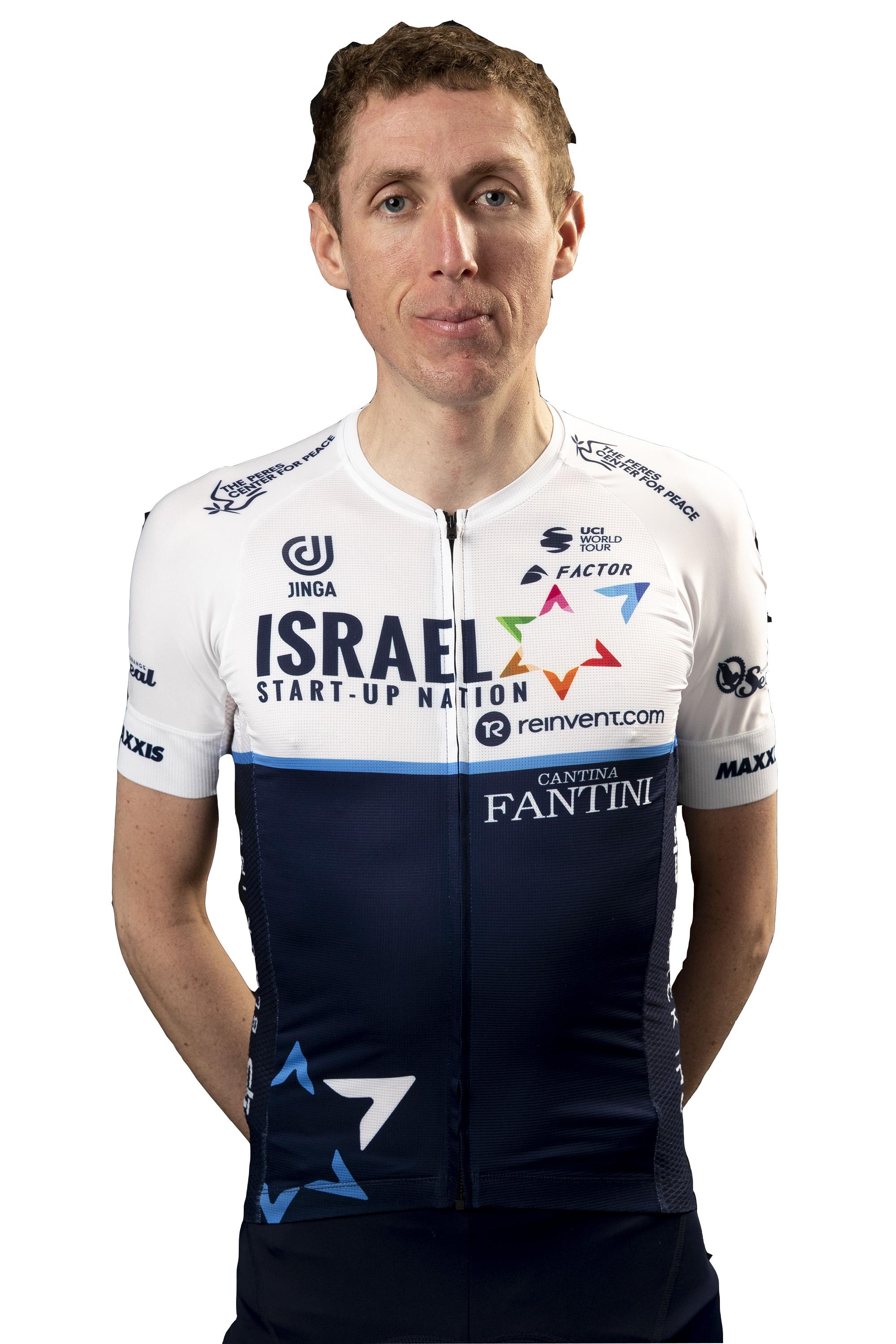 Dan Martin Hagen Israel 2021