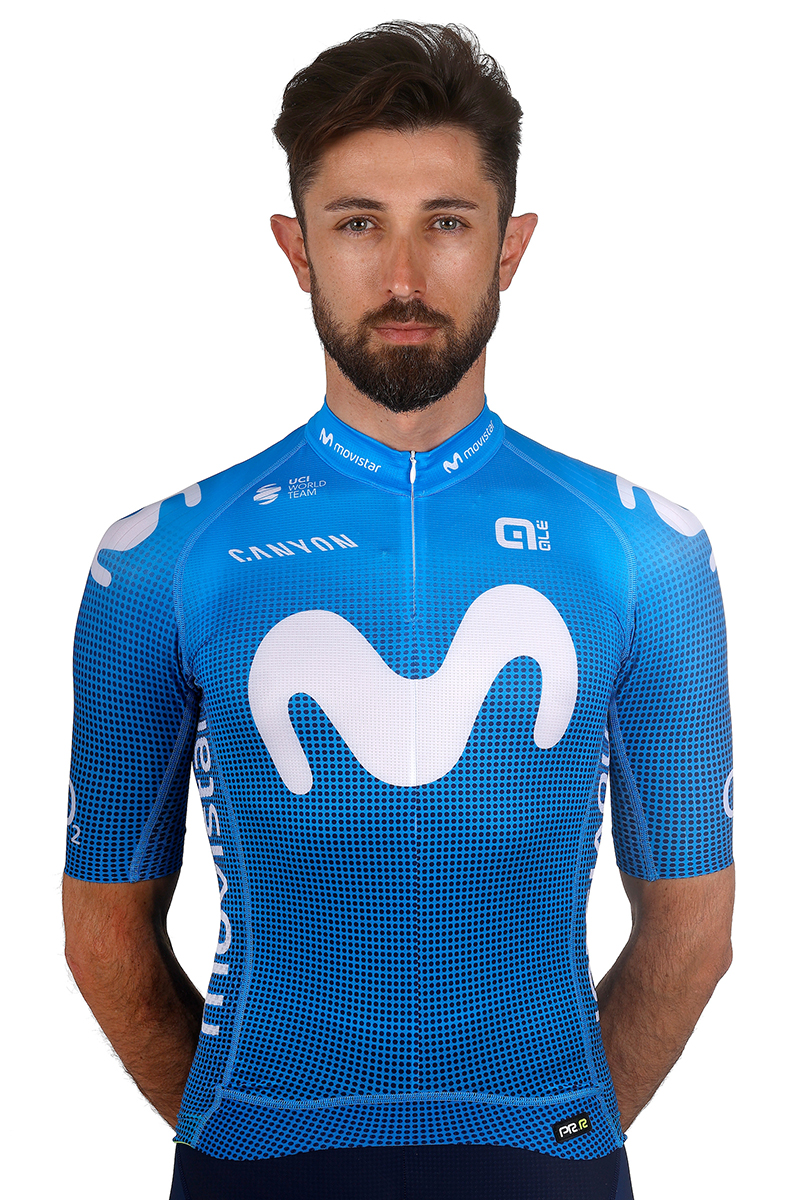 Dario Cataldo Movistar Team 2021