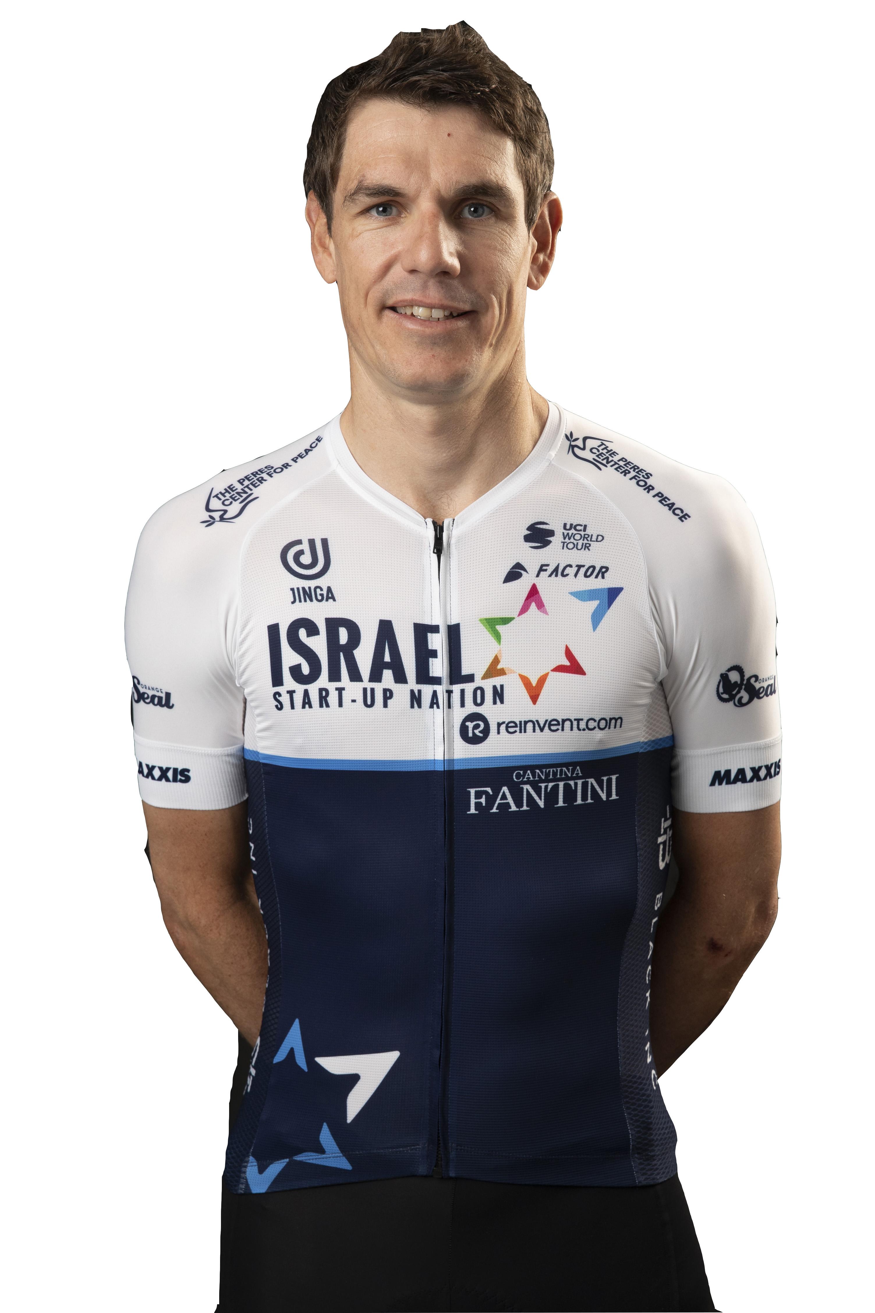 Daryl Impey Israel 2021