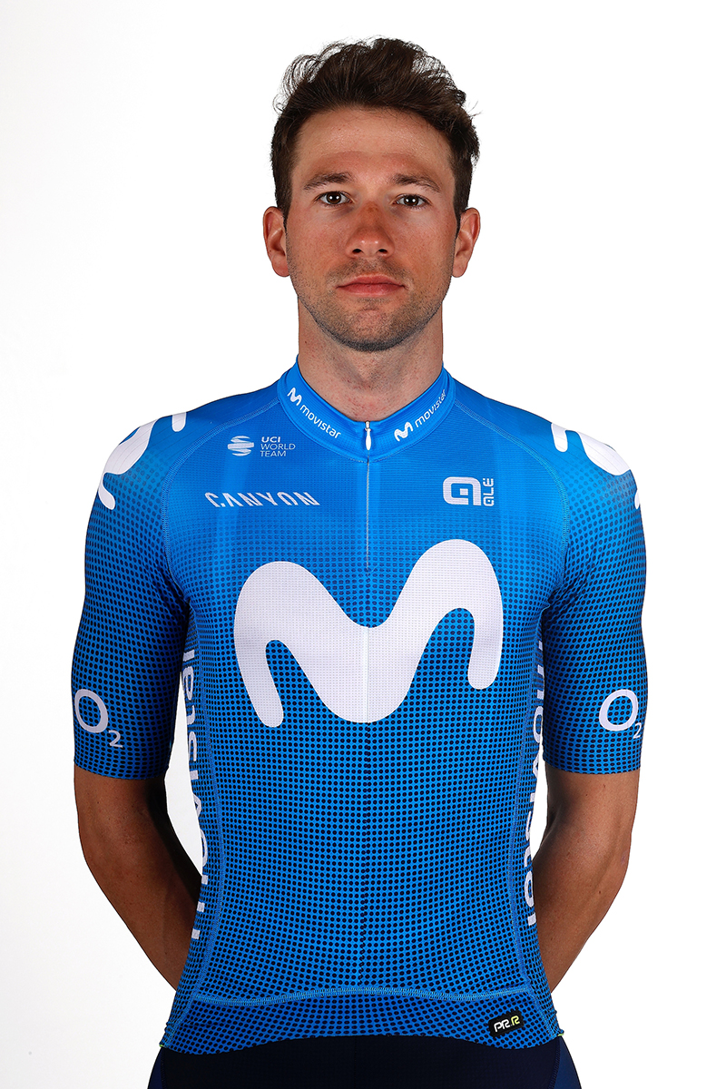 Davide Villella Movistar Team 2021