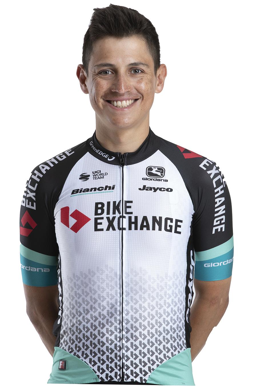 Esteban Chaves Bike Exchange 2021
