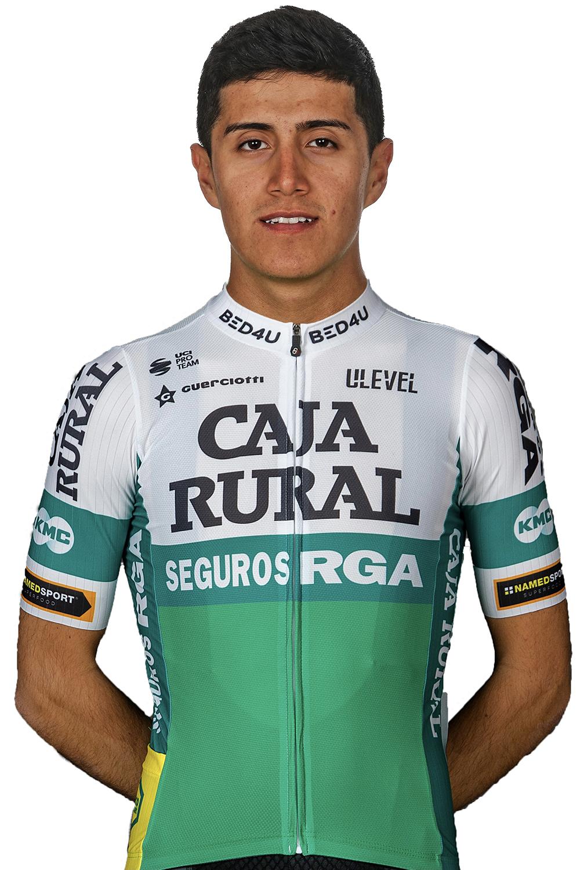 García Jhojan Caja Rural 2021