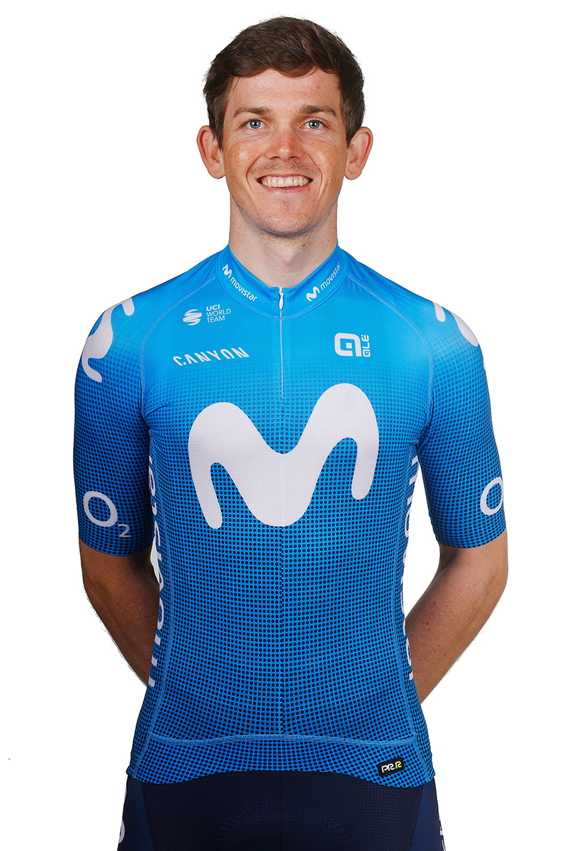 Gregor Mühlberger Movistar Team 2021