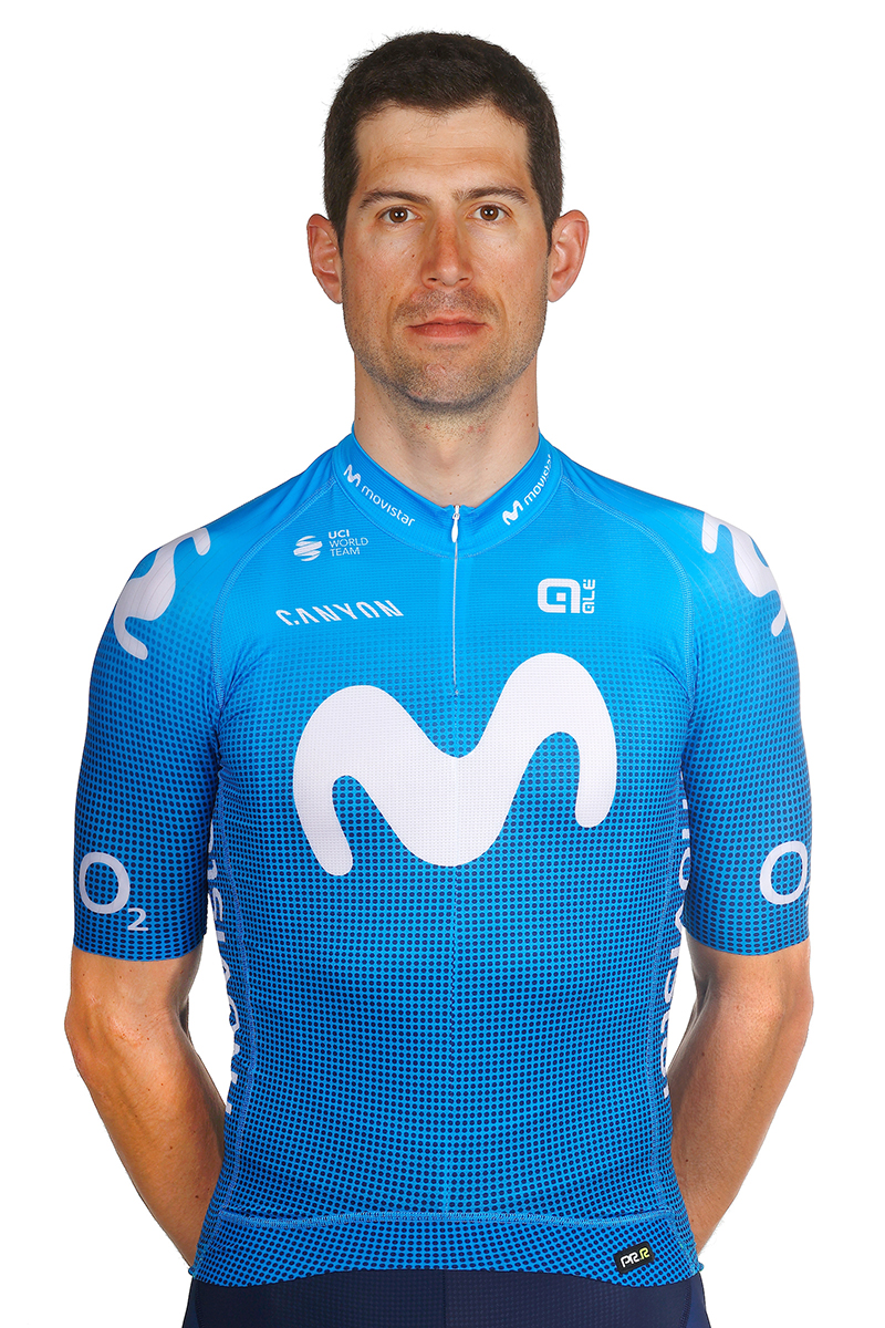 Imanol Erviti Movistar Team 2021