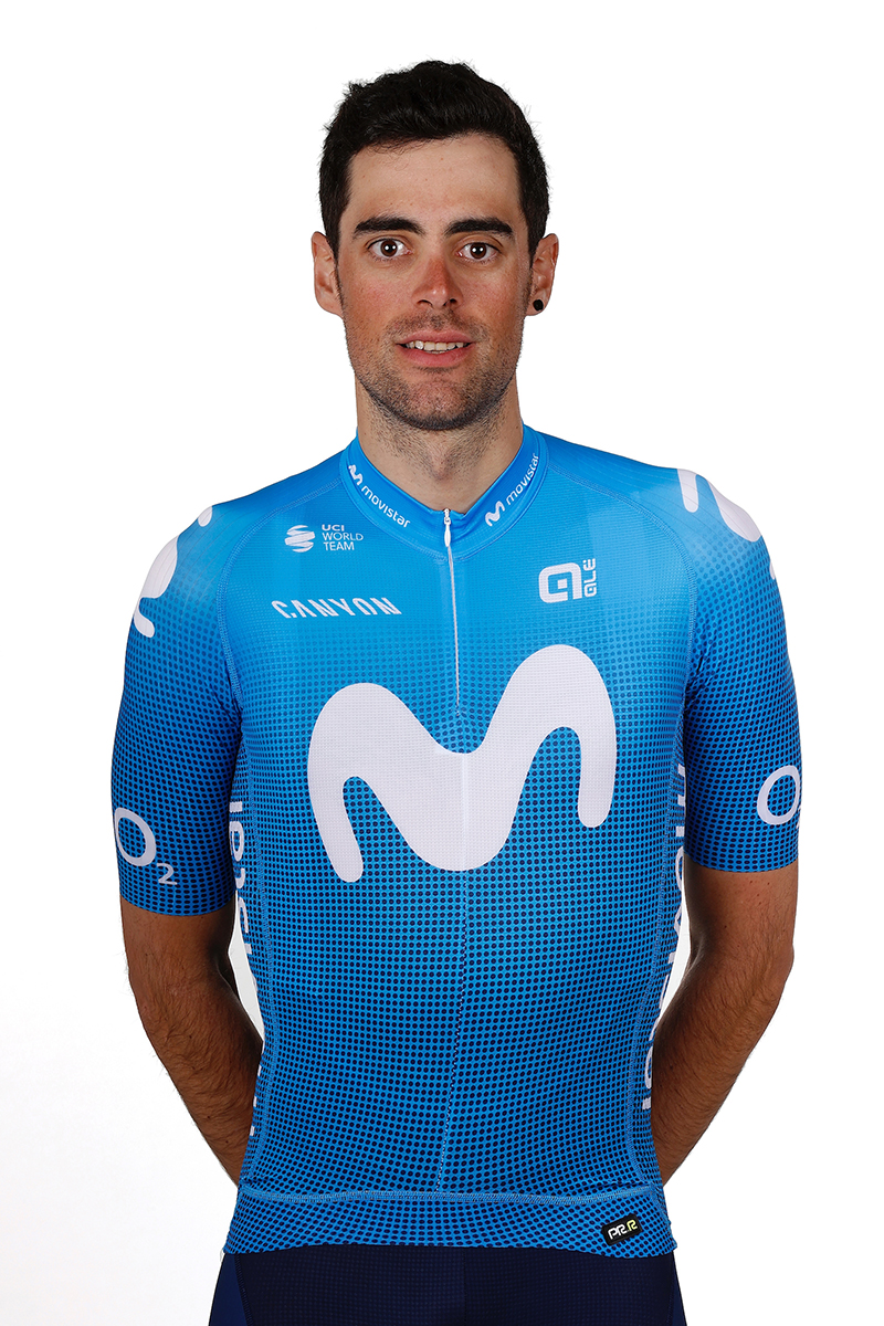 Jorge Arcas Movistar Team 2021