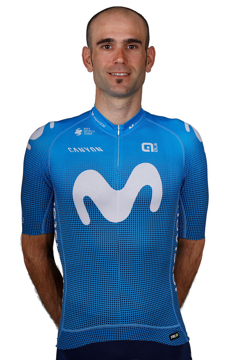 Lluís Mas Movistar Team 2021