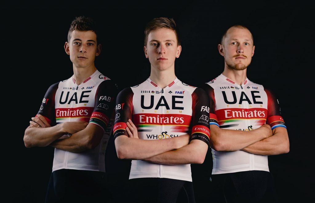 maillot Gobik UAE Team 2021