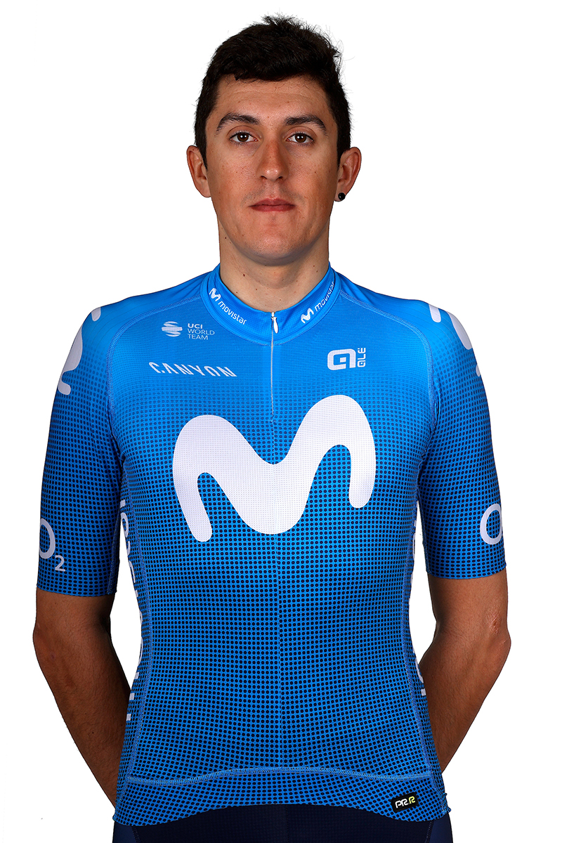 Marc Soler Movistar Team 2021