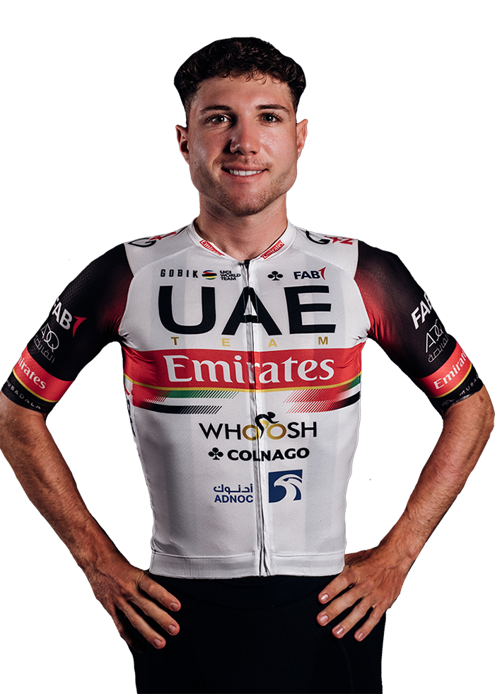 Marc Hirschi UAE Emirates Team 2021