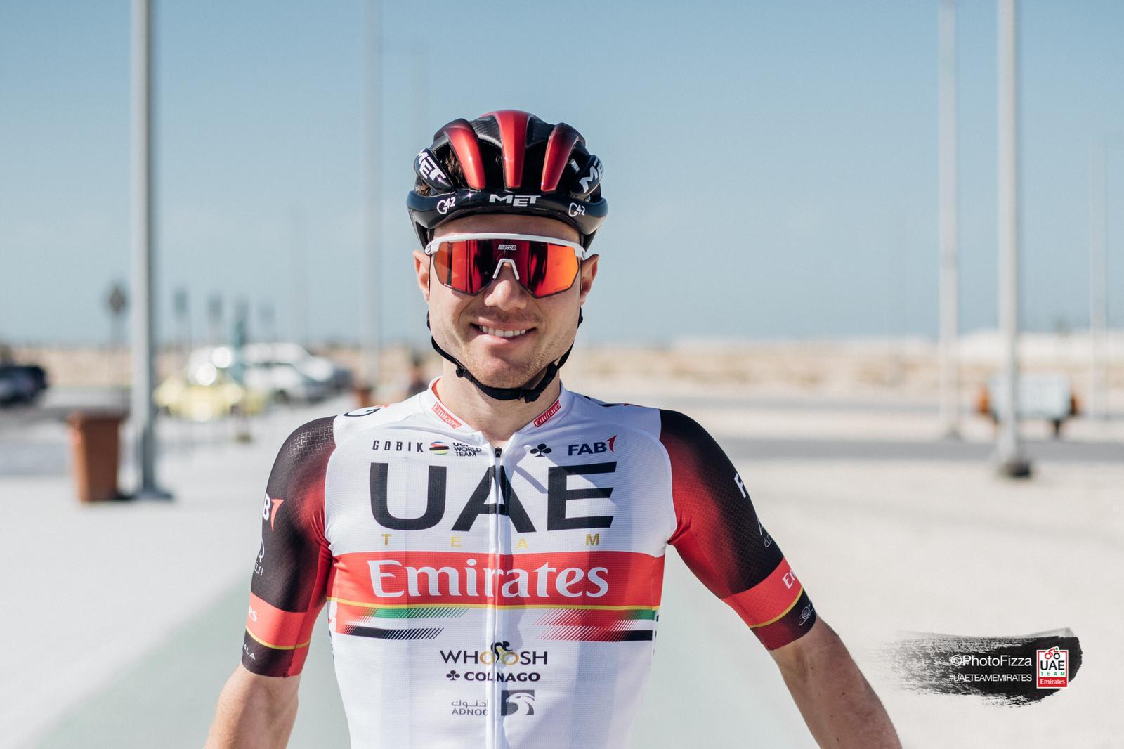 Marc Hirschi firma tres temporadas por el UAE Emirates