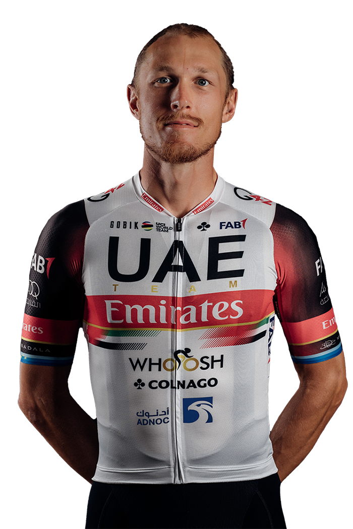 Matteo Trentin UAE Emirates Team 2021