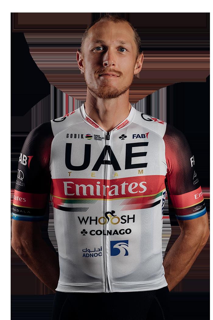 Matteo Trentin UAE Emirates Team 2021