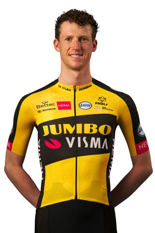 Nathan Van Hooydonck Jumbo Visma 2021