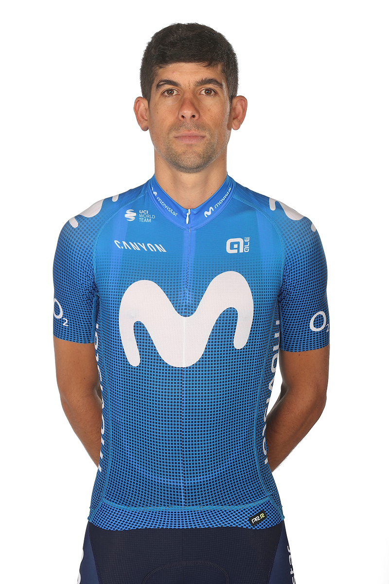 Nelson Oliveira Movistar Team 2021