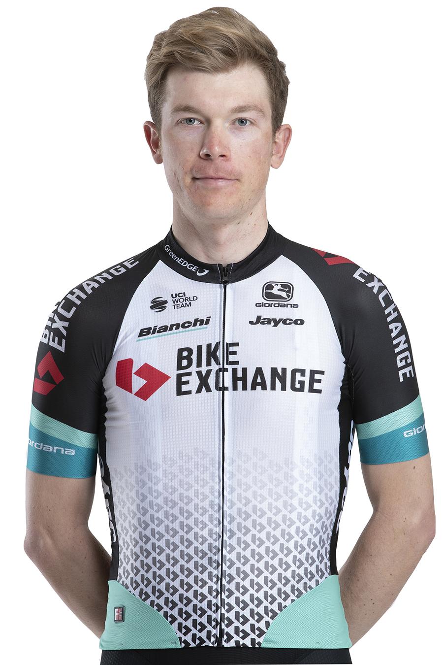 Nick Schultz Bike Exchange 2021