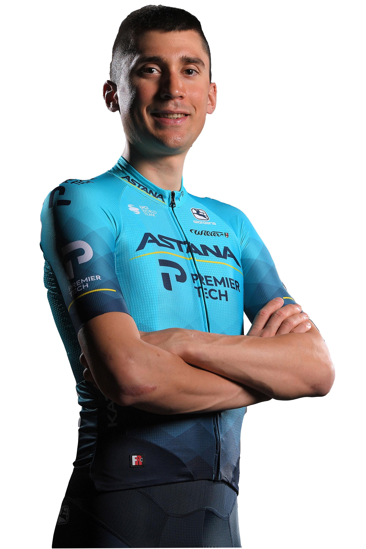 Oscar Rodriguez Astana Premier Tech 2021