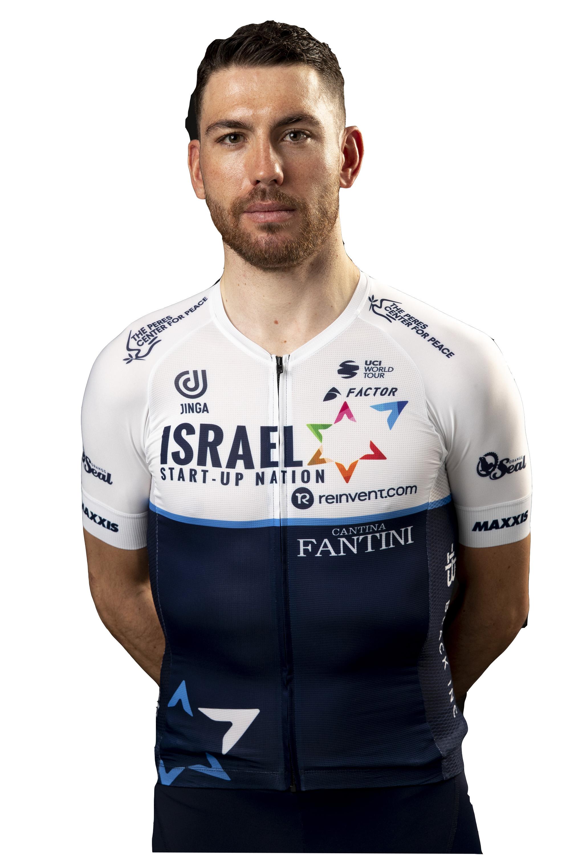 Paddy Bevin Hagen Israel 2021