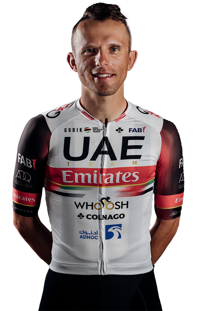 Rafal Majka UAE Emirates Team 2021