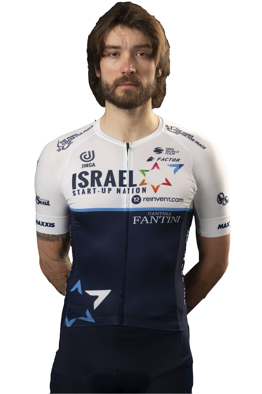 Rick Zabel Israel 2021