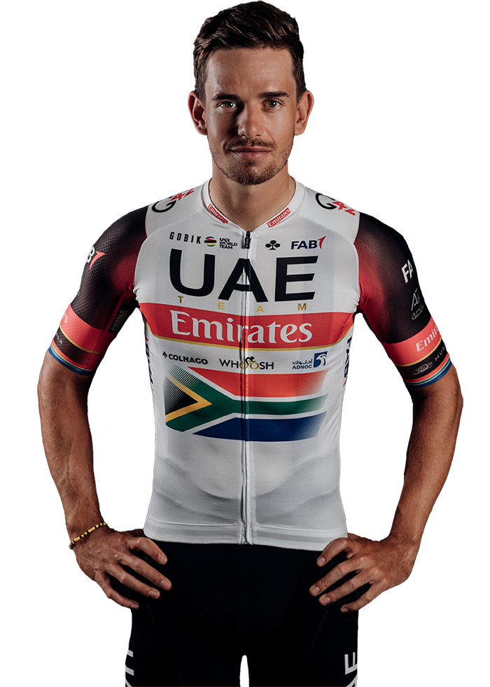 Ryan Gibbons UAE Emirates Team 2021