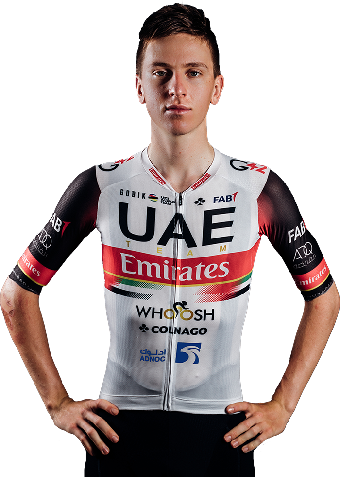 Tadej Pogacar UAE Emirates Team 2021