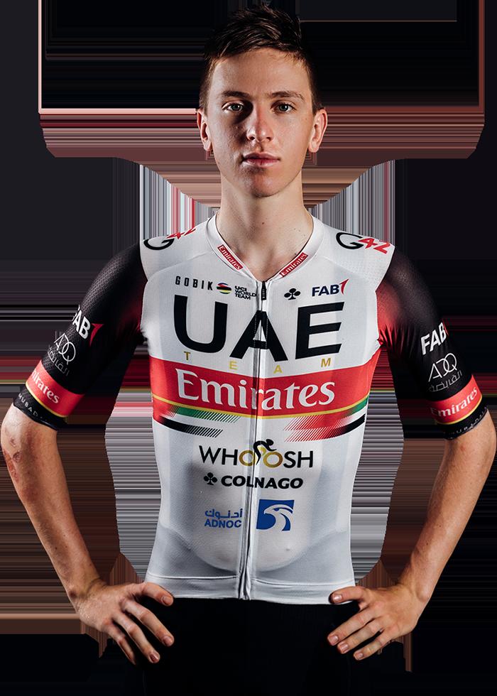 Tadej Pogacar UAE Emirates Team 2021