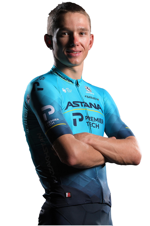 Vadim Pronskiy Astana Premier Tech 2021