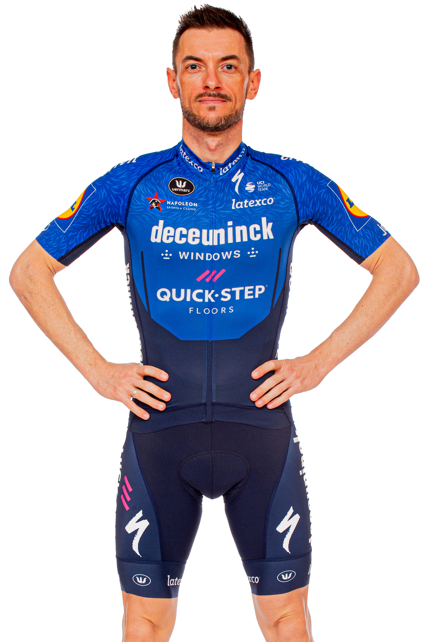 Dries Devenyns Deceuninck 2021