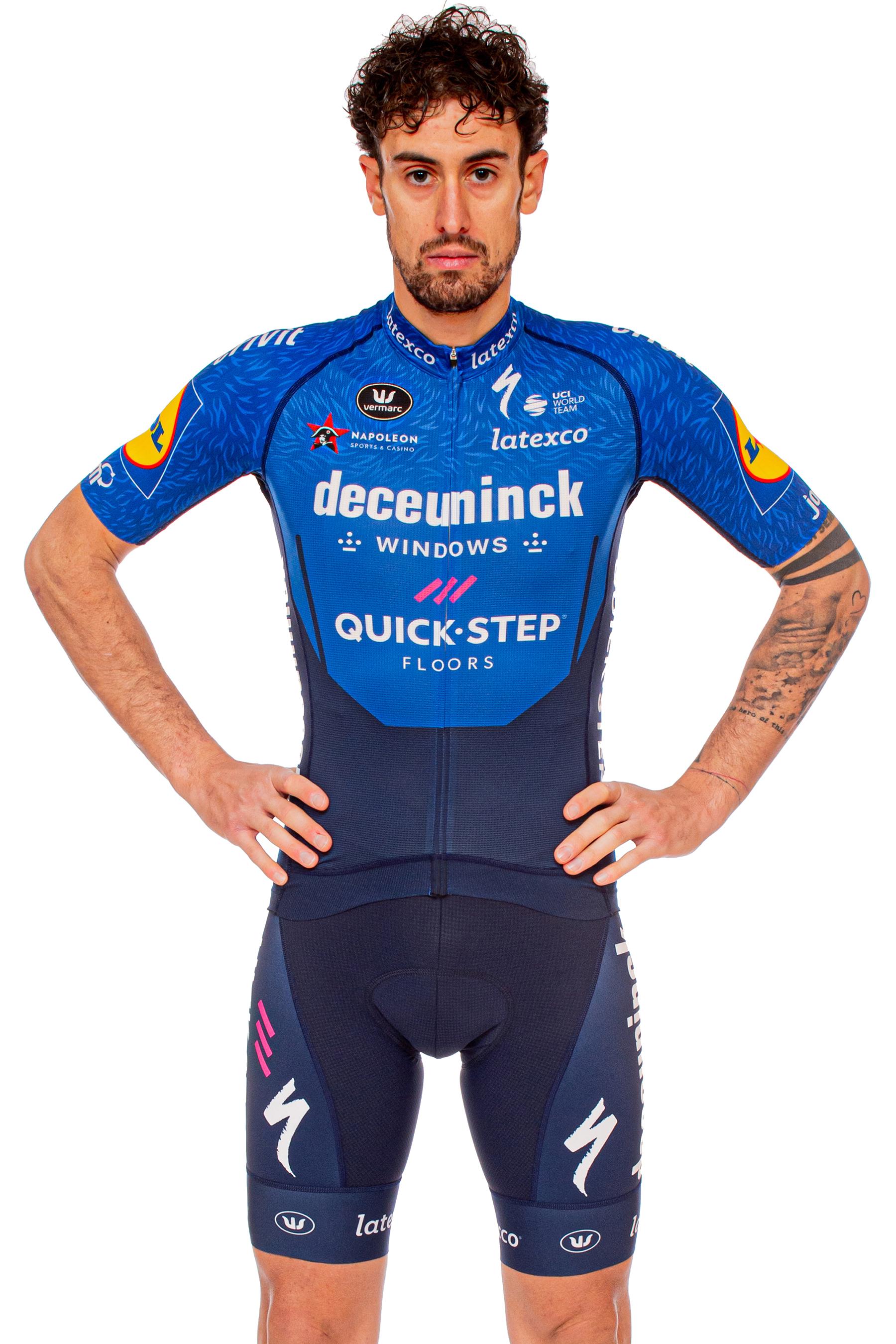 Mattia Cattaneo Deceuninck 2021