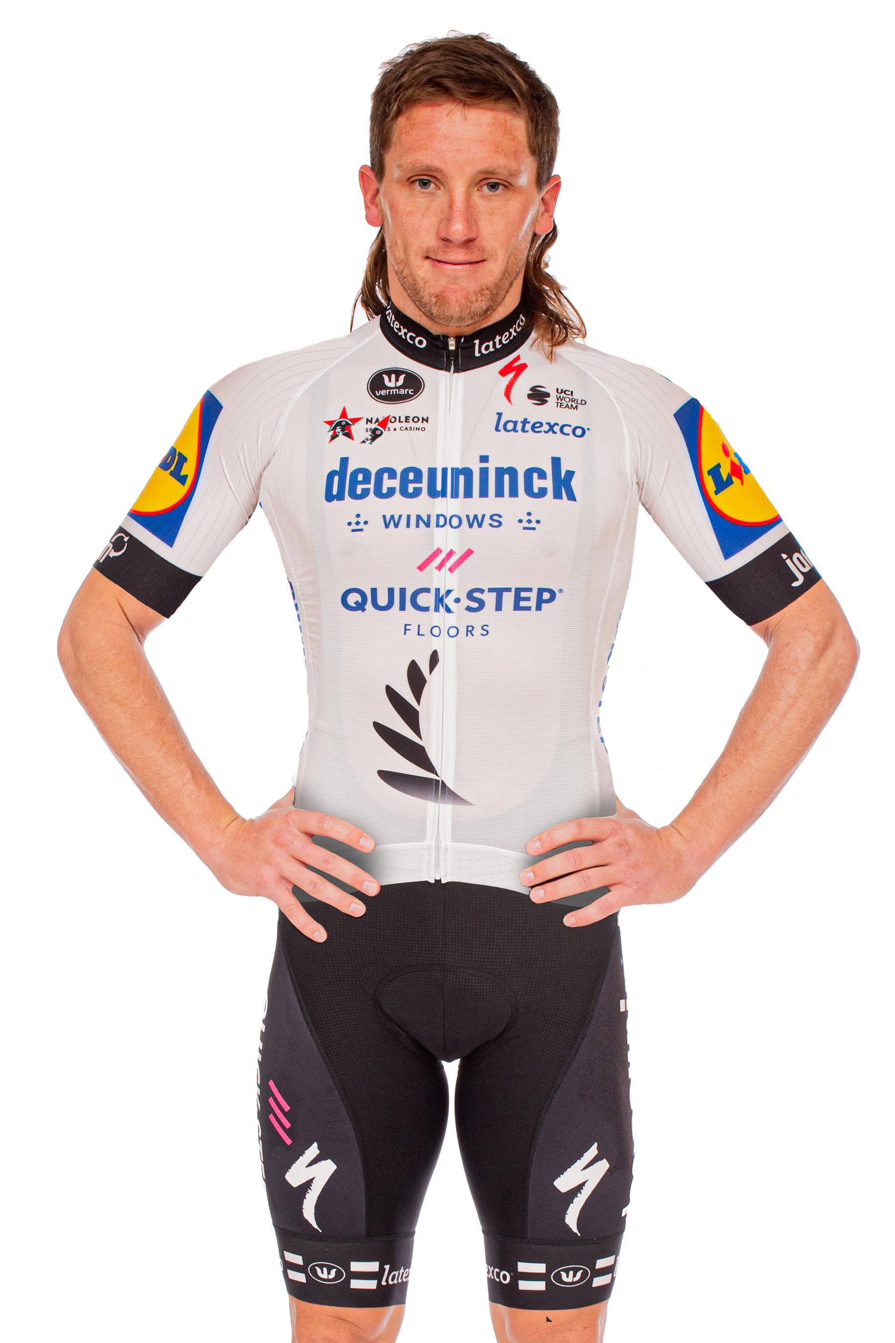 Shane Archbold Deceuninck 2021