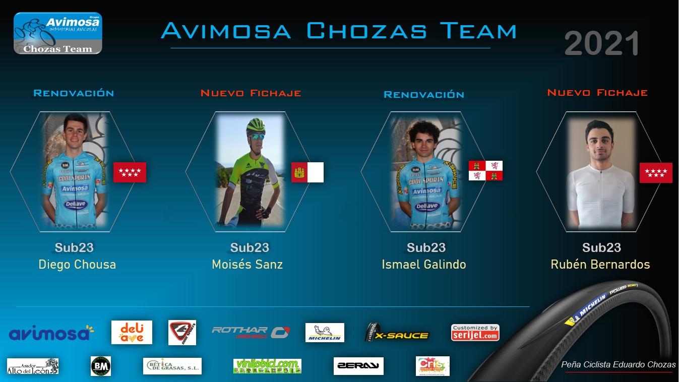 Avimosa Chozas Team