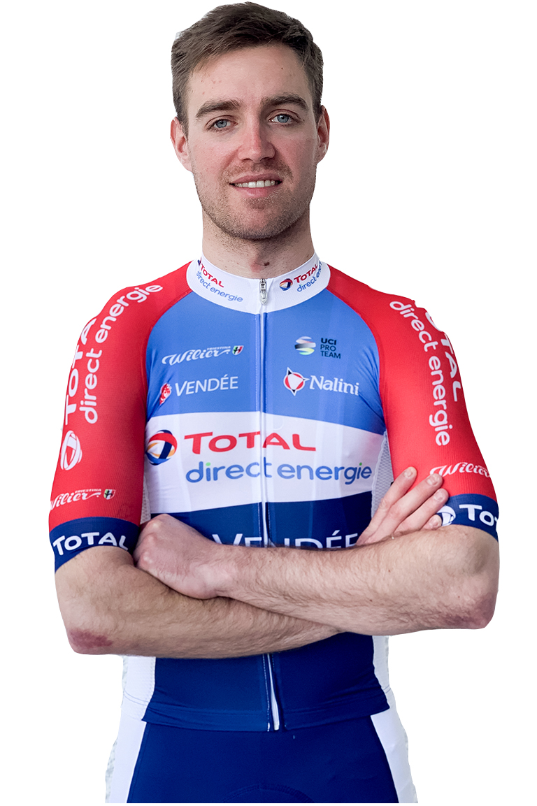 Chris Lawless Total Direct Energie