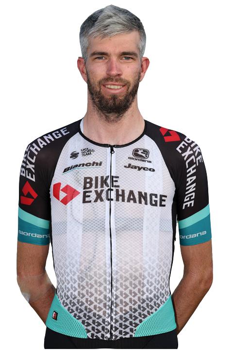 Damien Howson BikeExchange 2021