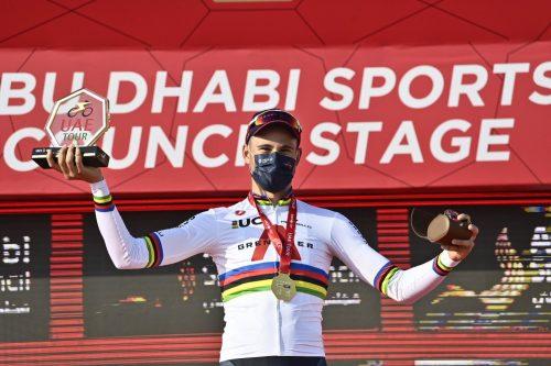 Clasificación etapa 2 UAE Tour 2021