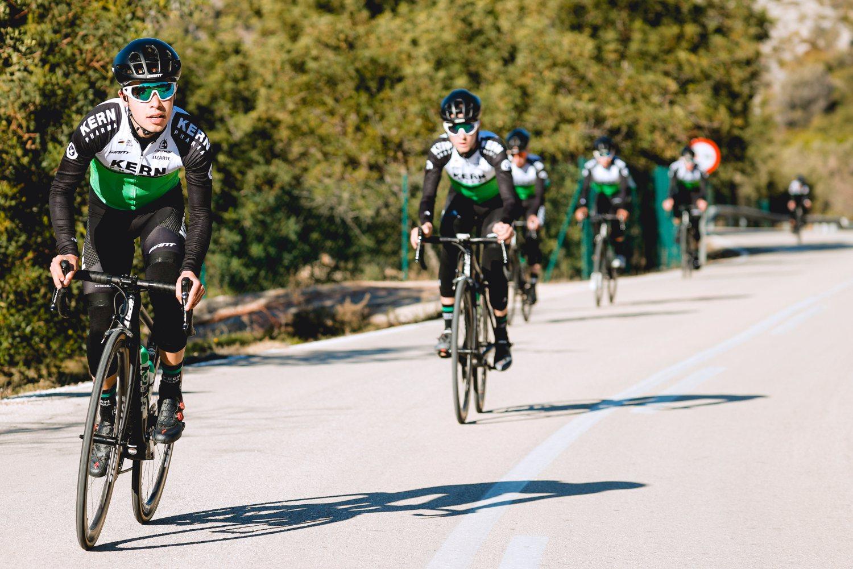 "El Kern Pharma, ""con mucha ambición"" en el Tour des Alpes Maritimes et du Var"