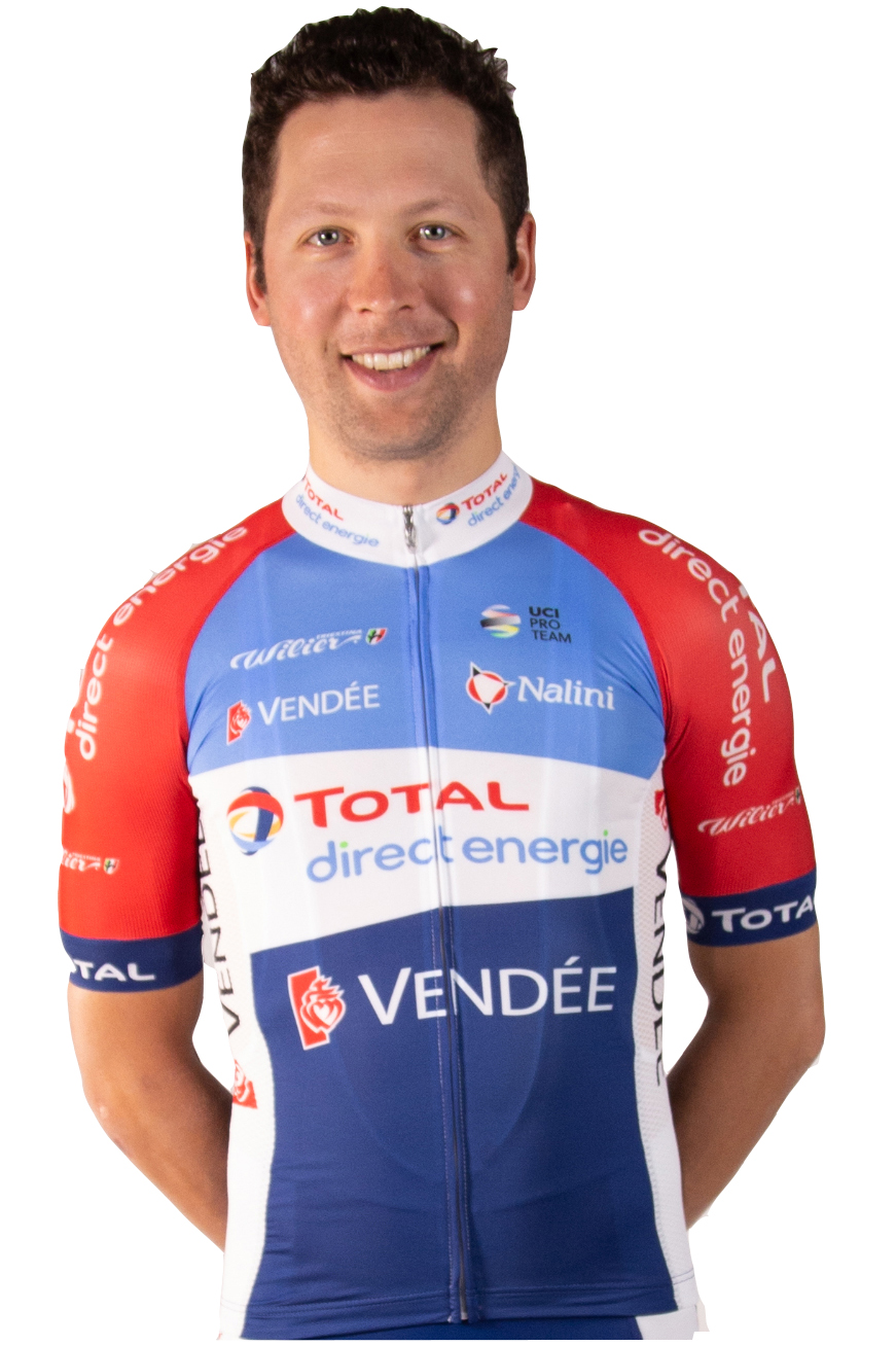 Julien Simon Direct Energie