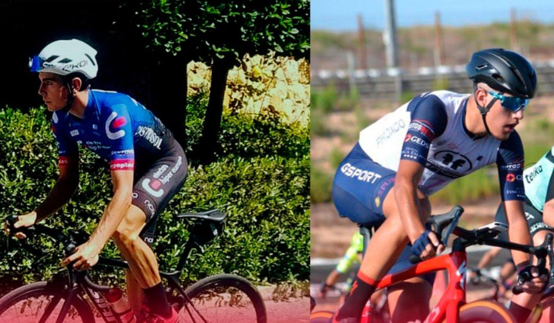 Luis Moltó y Fernando Guardeño cierran los fichajes del Tenerife BikePoint