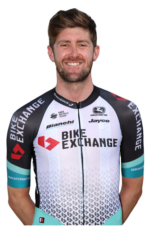 Luke Durbridge BikeExchange 2020