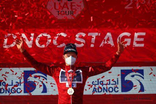 Clasificación etapa 1 UAE Tour 2021