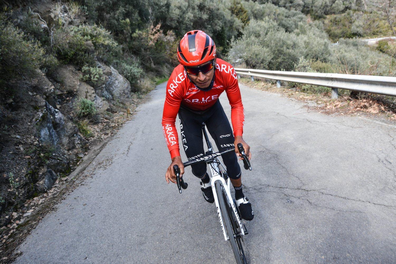 Nairo Quintana regresa a la competición en Francia