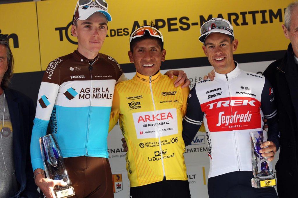 El Tour des Alpes Maritimes et du Var sube el nivel