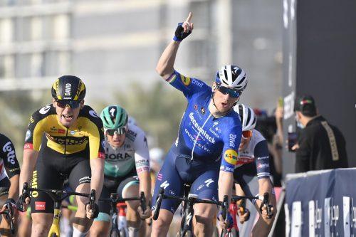 Clasificación etapa 4 UAE Tour 2021