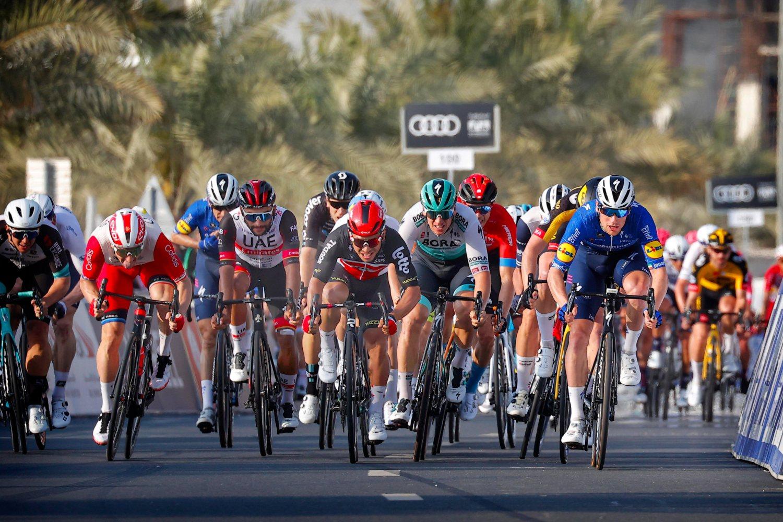 Sam Bennett ganó la cuarta etapa del UAE Tour 2021 (Photo News)